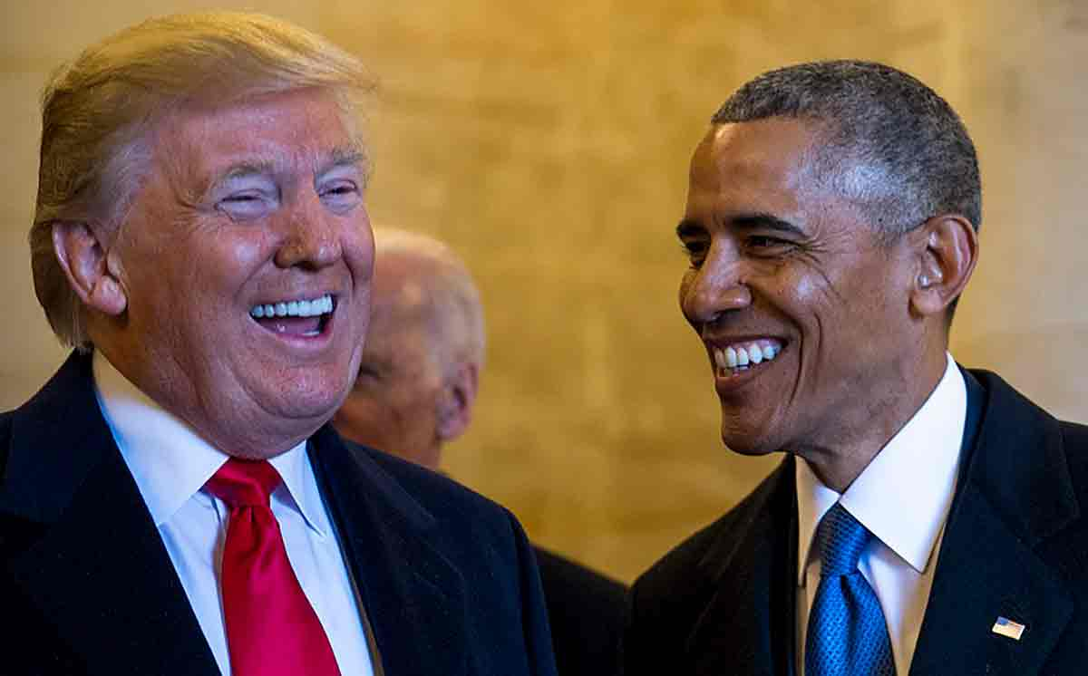 The Joy of Watching the Destruction of Obama Legacy