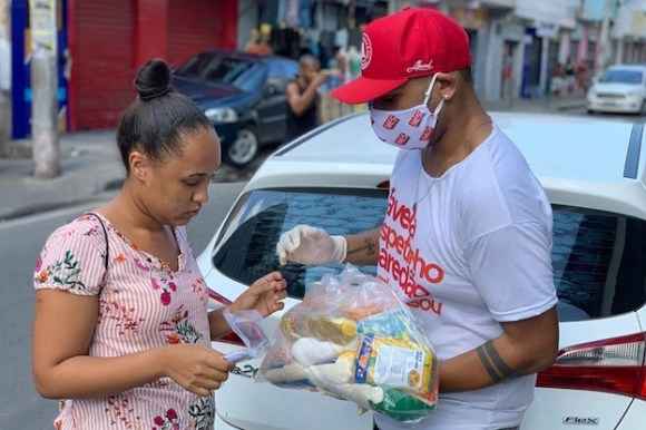 In Brazil's Favelas, Organizing Is the Difference Between Life and Death