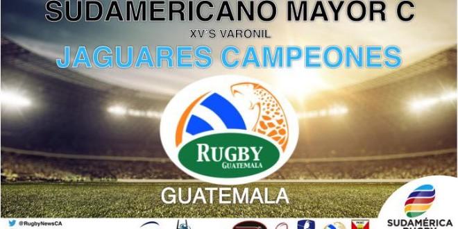 Guatemala South American C 2015 Champions