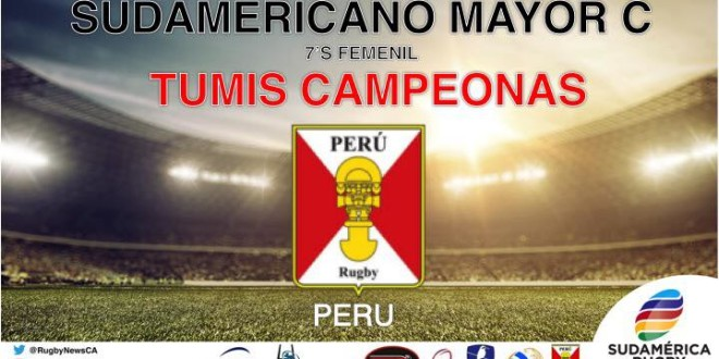 Peru South American 7s 2015 Champions