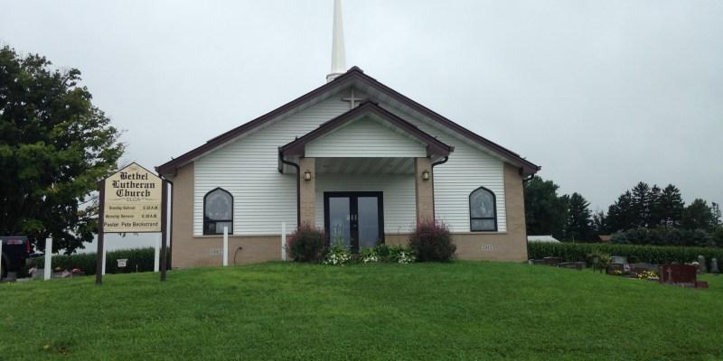 Bethel Lutheran Church Construction by Americon Construction Company