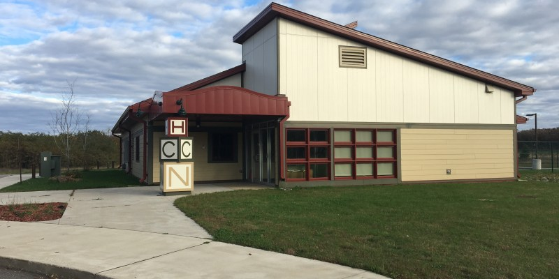 Ho-Chunk Headstart in Wisconsin Dells, WI by Americon Construction Co in Tomah Sparta WI
