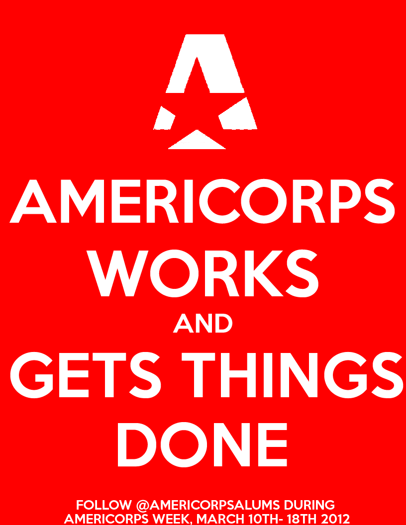 AmeriCorps Works and Gets Things Done