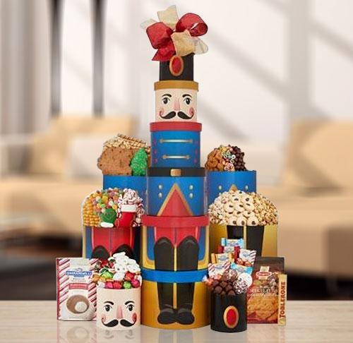 Nutcracker Godiva Amp Ghirardelli Holiday Assortment Gift