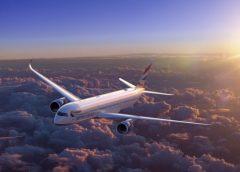 British Airways Airbus A350 Suffers Hydraulic Failure In Toronto