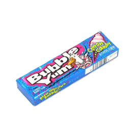 Bubble Yum Gum Cotton Candy