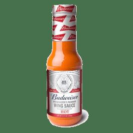 Budweiser Hot Wing Sauce