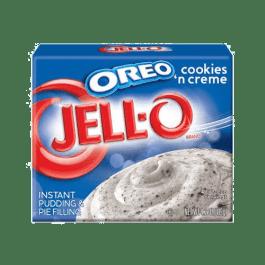 Jell-O Oreo Cookies 'n Creme