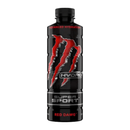 Monster Hydro Super Sport Red Dawg