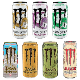Monster Proefpakket