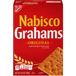 Nabisco Grahams Crackers (Stock Sale)