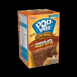 Pop Tarts Chocolate Peanut Butter