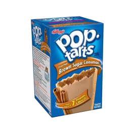 Pop Tarts Frosted Brown Sugar Cinnamon