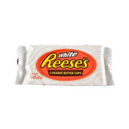 Reese's 2 Peanut Butter Cups White