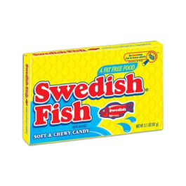 Swedish Fish Red Candies