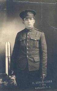 Caporal Joseph Kaeble, VC, MM