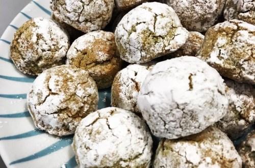 Koekjes pistache amandel glutenvrij