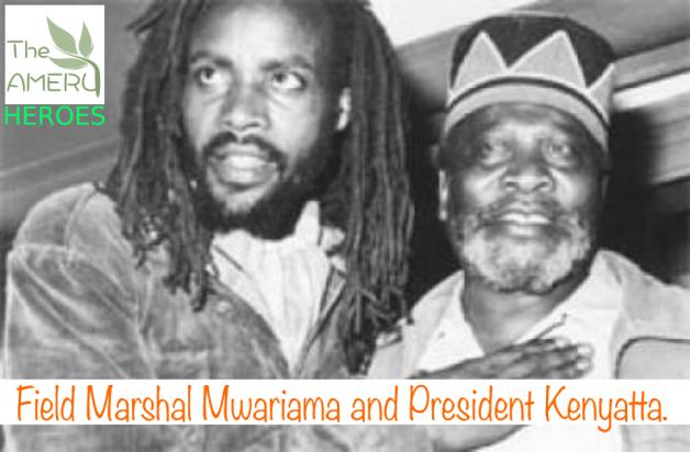 independence hero Mwariama
