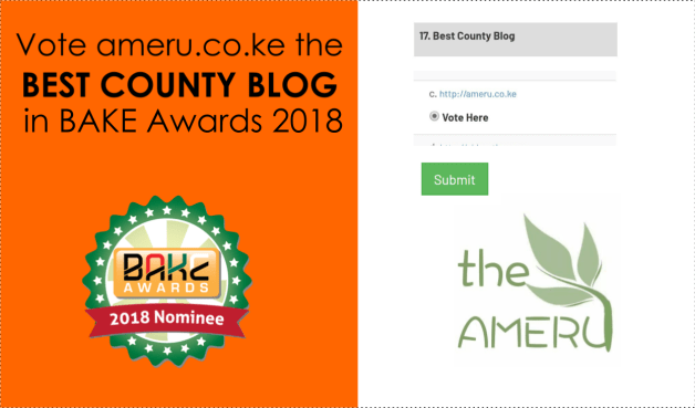 Ameru BAKE Awards