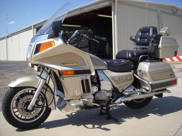 Kawasaki 1989 Voyager Xii