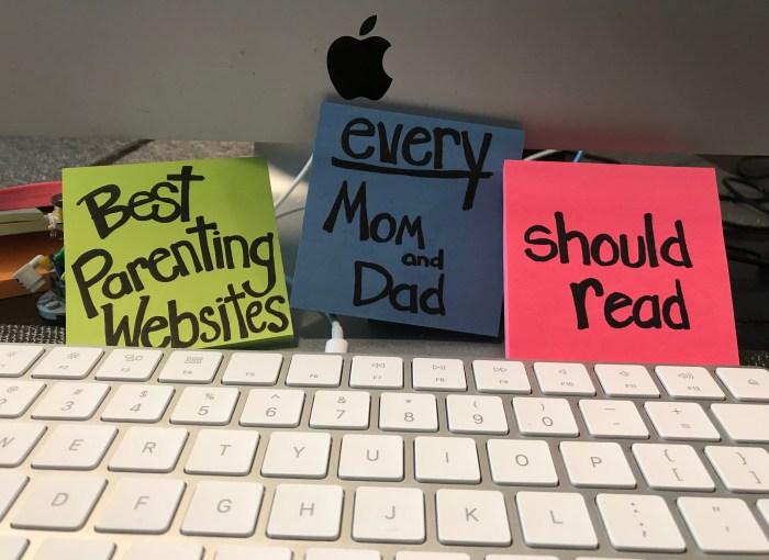 Best Parenting Websites To Read