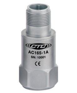 AC165 - 3 Wire Negative Voltage Accelerometer