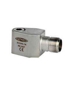 AC244 - Premium Series, mini-MIL Accelerometer, High Frequency