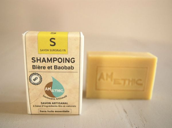shampoing solide bio france
