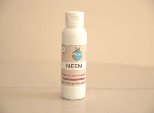 huile de neem biologique