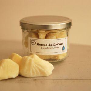 BEURRE DE CACAO BIO COSMETIQUE