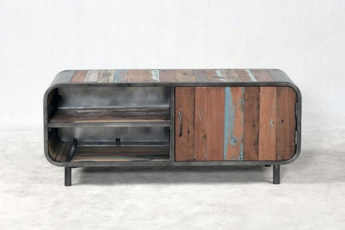meuble tv 120 cm sixt 1 porte