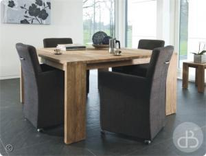 table carree extensible salle manger