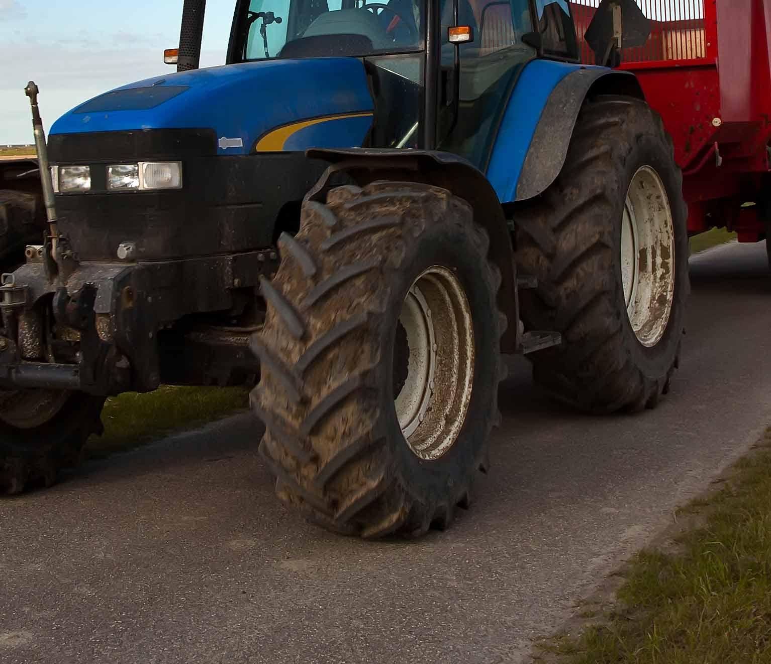 Farm Equipment Road Safety