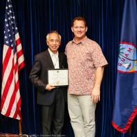 Honorary Ambassador-At-Large for Guam, 2014