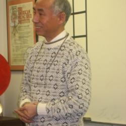Master Larry Sang