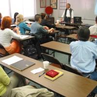 2005 Intensive Class