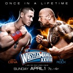 """ONCE IN A LIFETIME – ROCK VS. CENA"" TO AIR ON 11 NBCU NETWORKS"