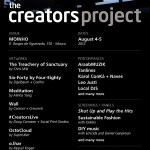 THE CREATOR'S PROJECT MONSTER ARTS AND TECHNOLOGY FESTIVAL – BRAZIL