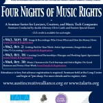 FOUR NIGHTS OF MUSIC RIGHTS – AUSTIN CREATIVE ALLIANCE