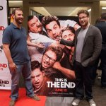 THIS IS THE END – INTERVIEW WITH SETH ROGEN & EVAN GOLDBERG