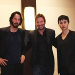 KEANU REEVES AND TIGER CHEN GET THEIR FIGHT ON FOR FANTASTIC FEST 2013