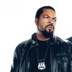 ICE CUBE AND KEVIN HART for 'RIDE ALONG'