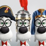 TY BURRELL and MAX CHARLES for MR. PEABODY & SHERMAN
