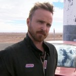 AARON PAUL and DIRECTOR SCOTT WAUGH for 'THE NEED FOR SPEED'