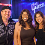 "GLORIA GAYNOR AND HER NEW BOOK ""WE WILL SURVIVE"""