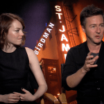SPORTS PLUS PRESENTS:  'BIRDMAN' INTERVIEW WITH MICHAEL KEATON, EDWARD NORTON, AND EMMA STONE