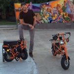 URBANSCOOT KEEPS THE AUSTIN TEXAS STREETS SAFE WITH 50% OFF OVER THANKSGIVING WEEKEND