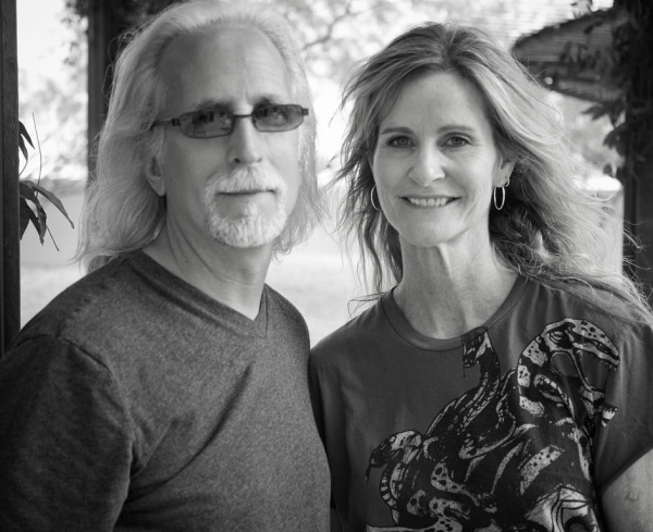 Kevin Wommack and Jill Lynch. Photo by: Gabriella McSwain