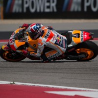 MARQUEZ CLAIMS VICTORY AGAIN AT COTA MOTGP 2015