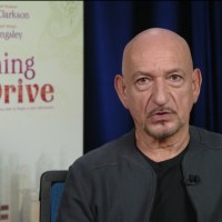 "BEN KINGSLEY ON ACTING:  ""IF YOUR MOTIVES ARE PURE, THEN THE ANGELS WILL COME"""